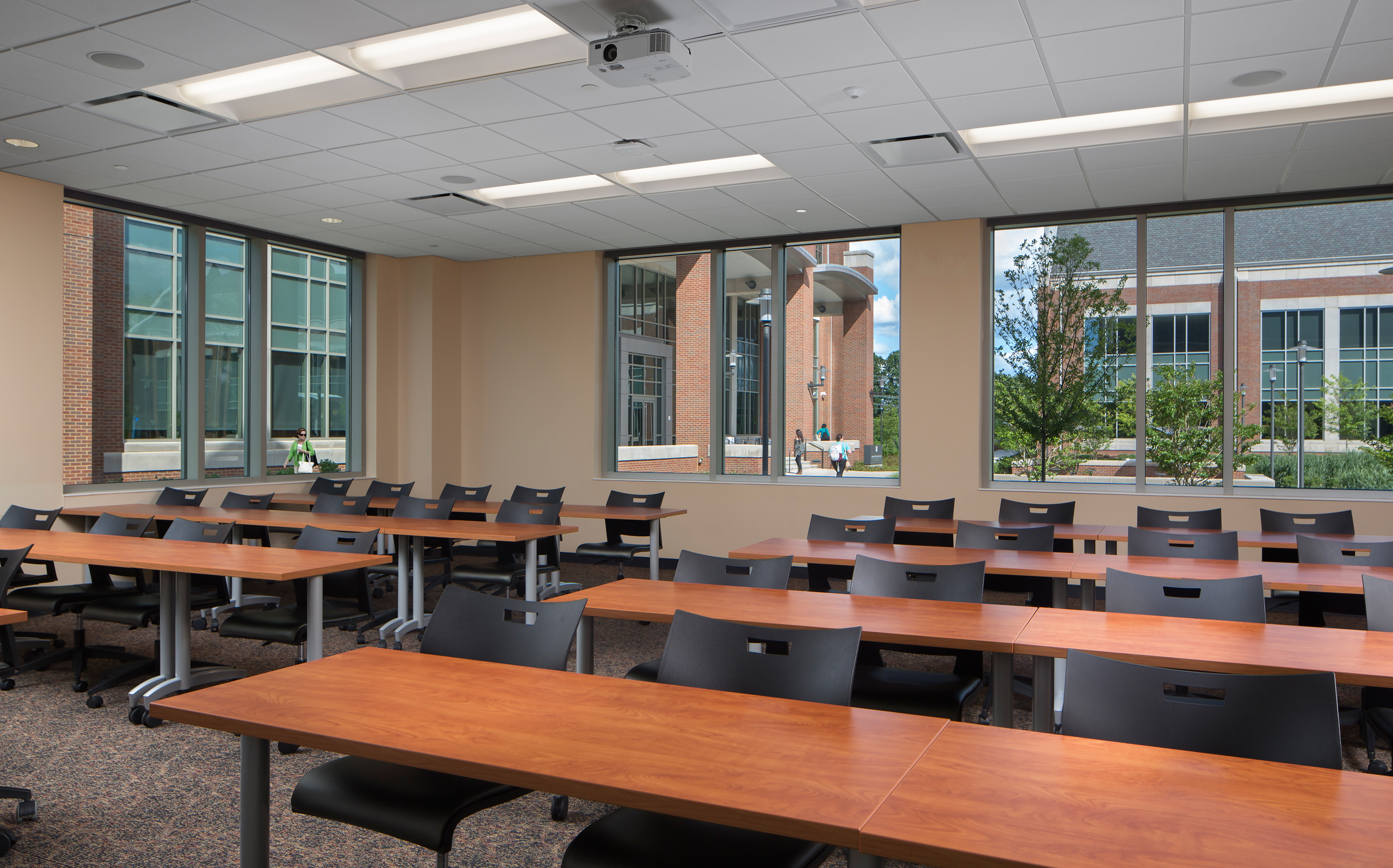 Columbia State Community College, Franklin, Tennessee, architecture, design, college, education, new construction, exterior