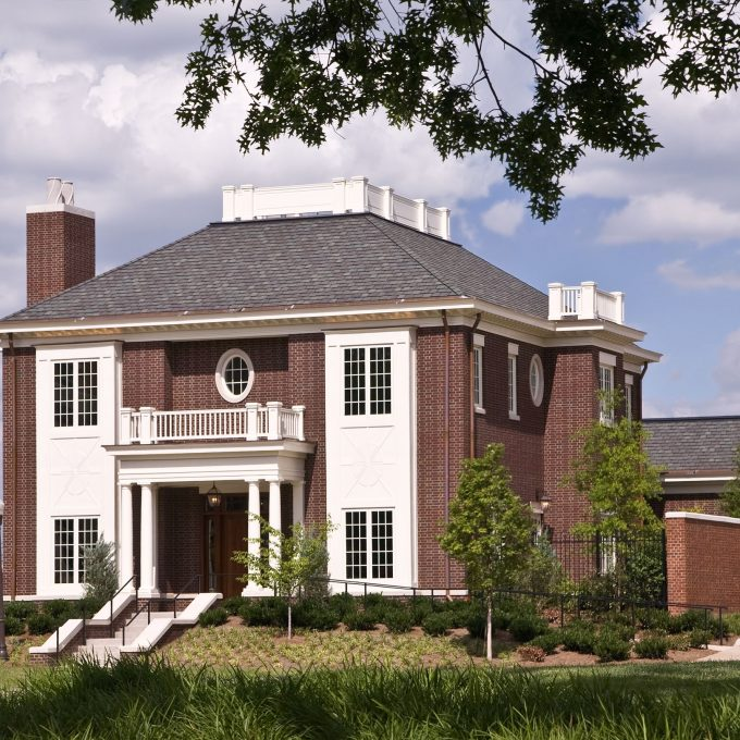 Dean's Residence at Vanderbilt University, VU, Nashville, TN, Tennessee, architecture, design, education, residential, new construction, exterior photos, interior photos