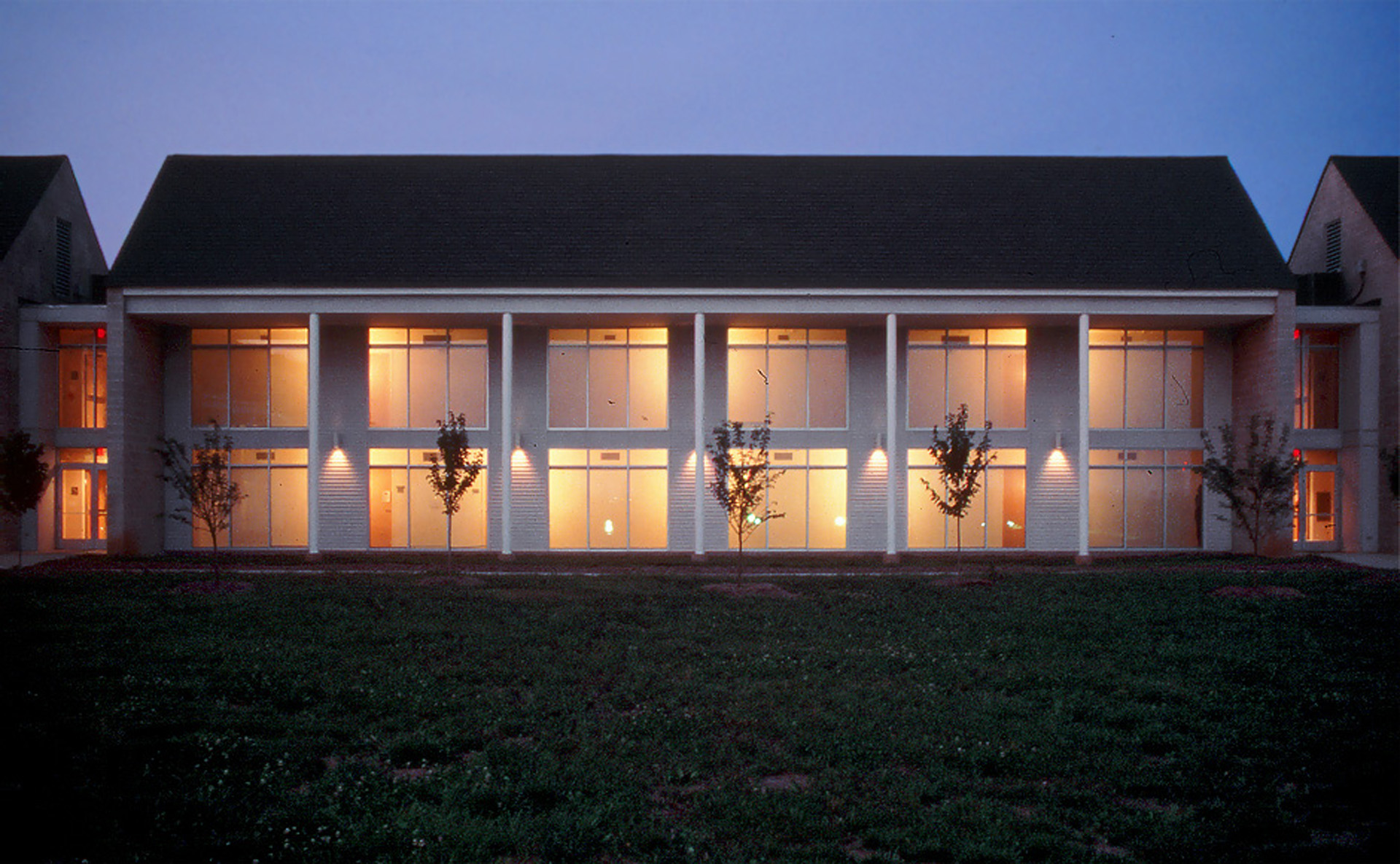 Domestic Violence Intervention Center, Tennessee, architecture, design, new construction, exterior photos, interior photos