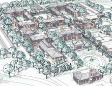 The Dominican Campus Master Plan