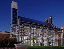 Hemlock Semiconductor Building<br />at Austin Peay State University