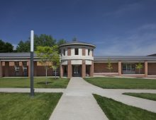 Overbrook School<br />Great Lawn & Lobby