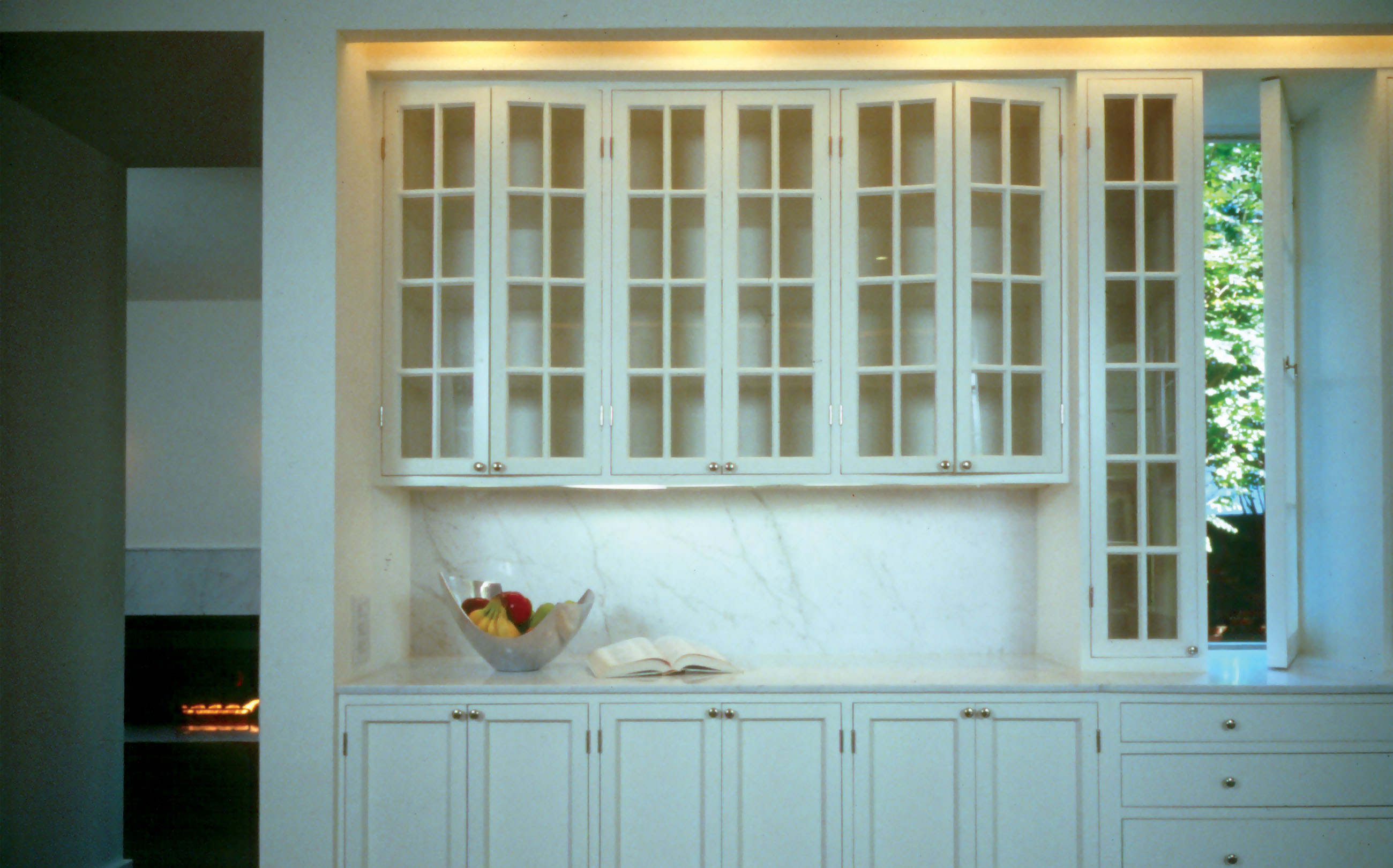 Peach Blossom Square Kitchen – BAUER ASKEW Architecture | Design ...