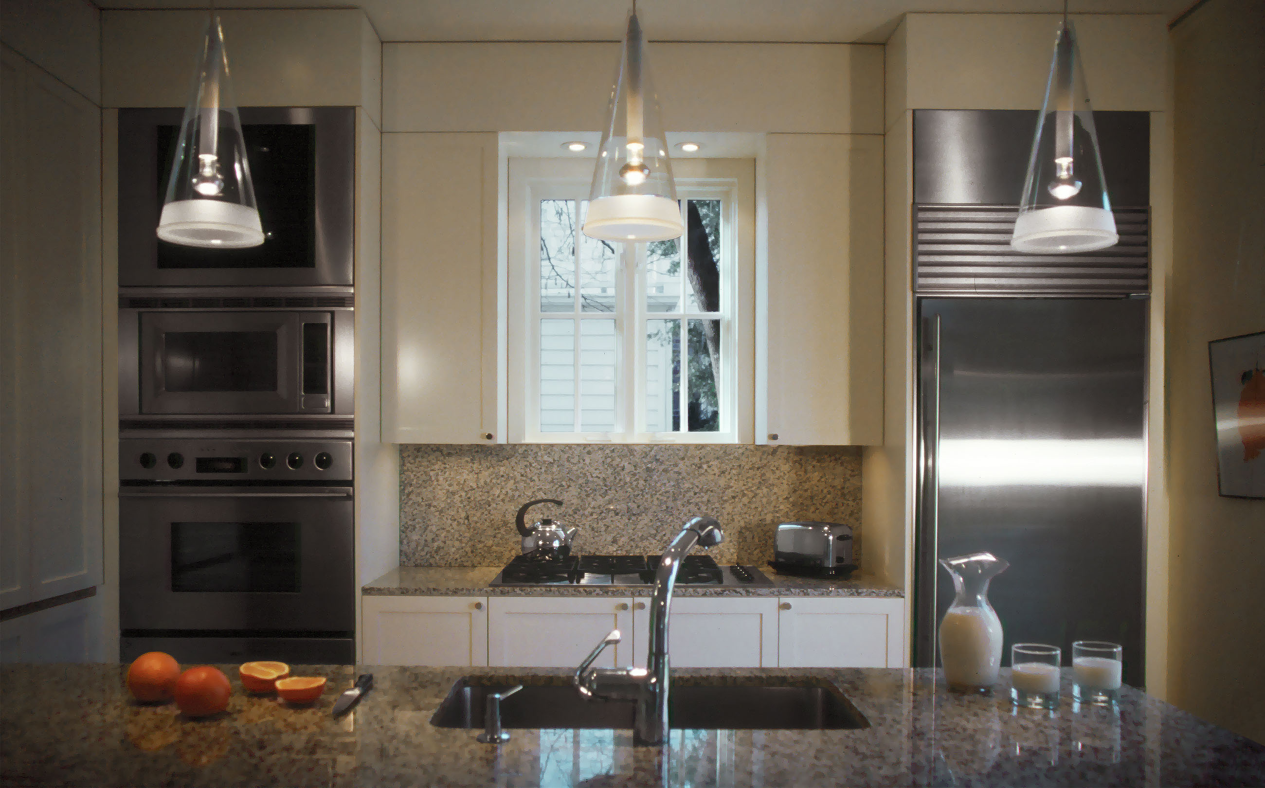 South Observatory Drive Kitchen, Nashville, TN, Tennessee, architecture, design, residential, renovation, interior photos, exterior photos