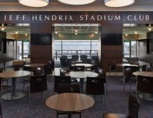 Jeff Hendrix Stadium Club<br />at Middle Tennessee State University