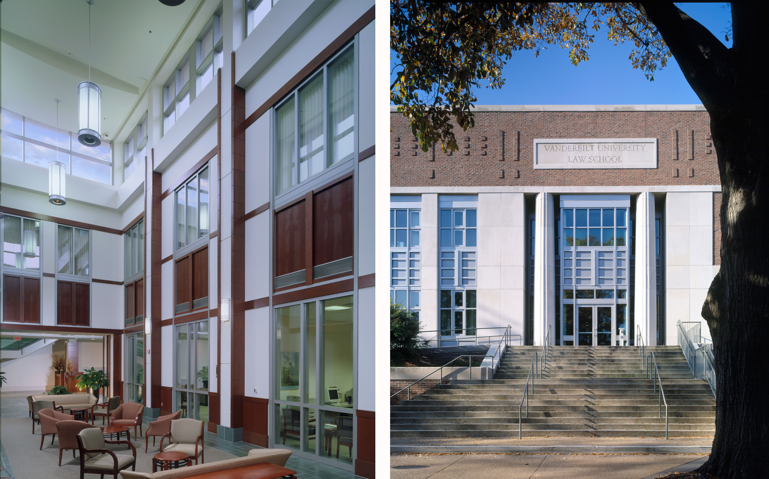 School of law at vanderbilt university bauer askew - Interior design school nashville ...