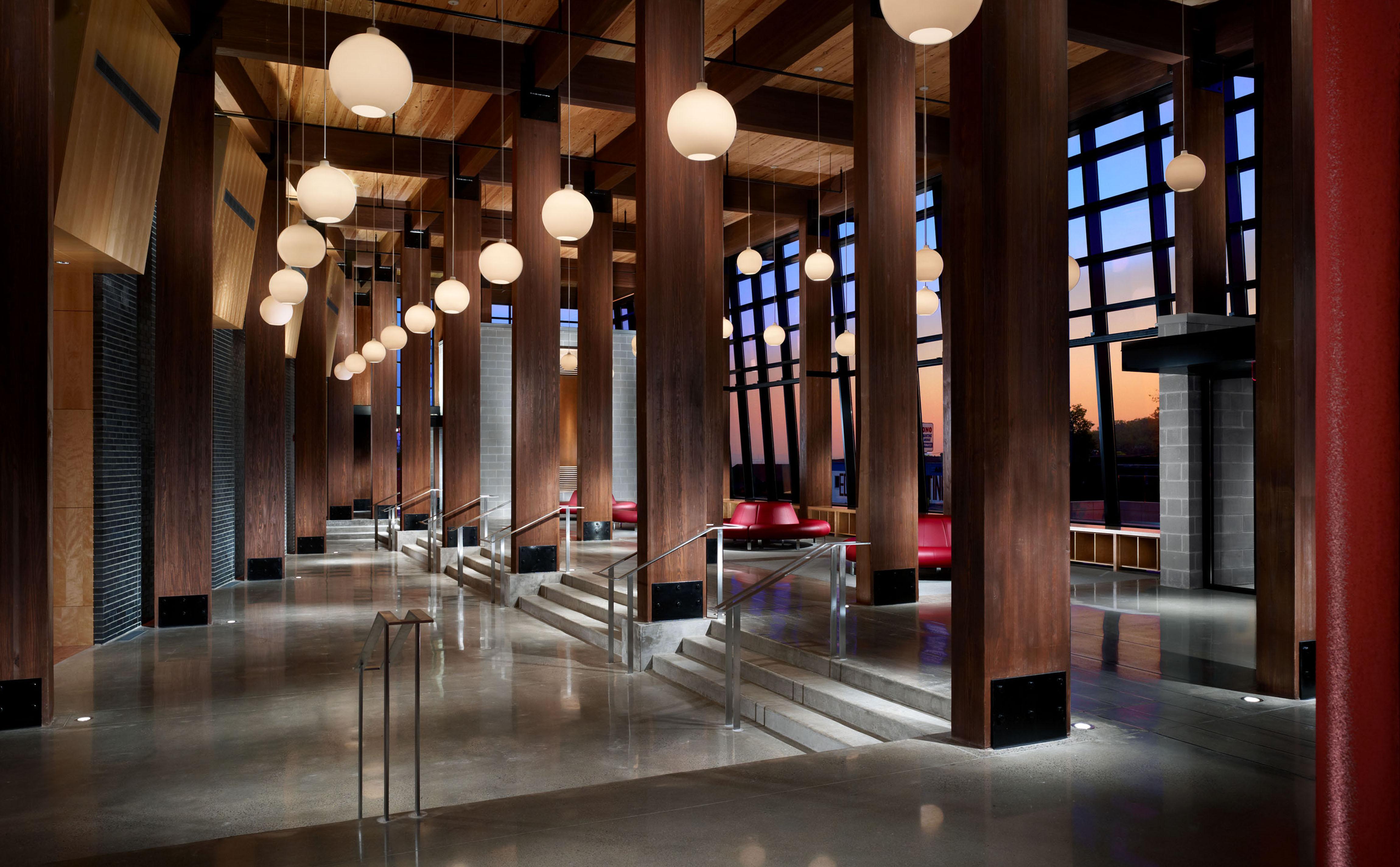 W O Smith Music School Nashville Tennessee Architecture Design Interior